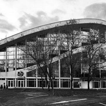 Sporthalle Pasienky