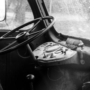 Transport II, Schlüssel steckt