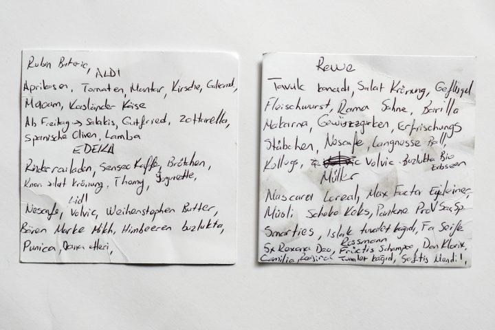 Aldi Edeka Lidl Rewe Müller