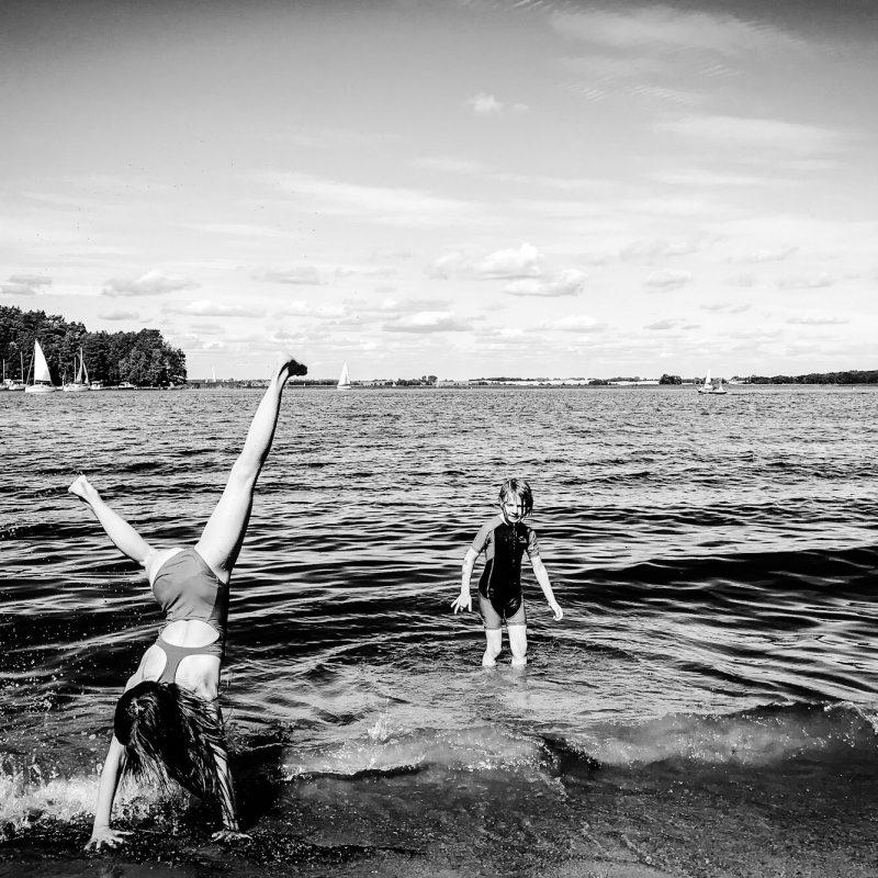 Saitensee - Jezioro Boczne