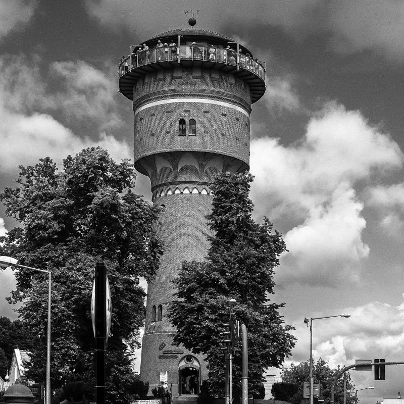 Lötzen (Giżycko), Wasserturm