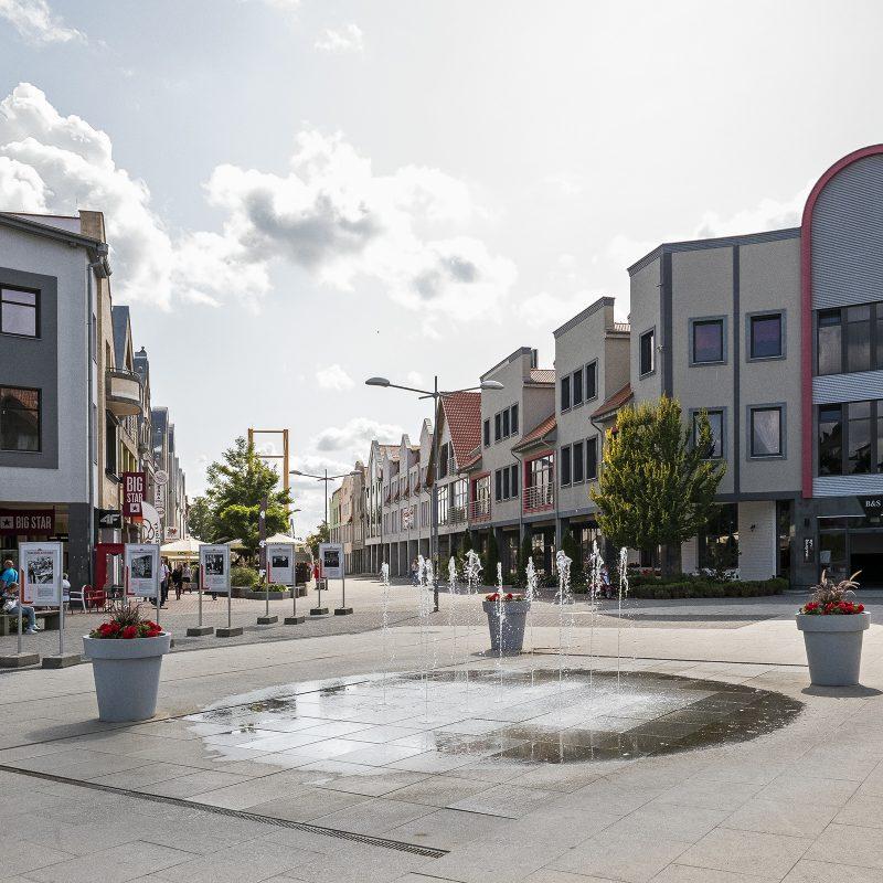 ..die häßlichste Fußgängerzone Osteuropas (so far)...