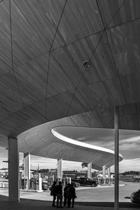 Entwurf: Allmann Sattler Wappner Architekten
