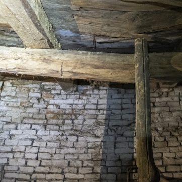 Problemstelle im Keller