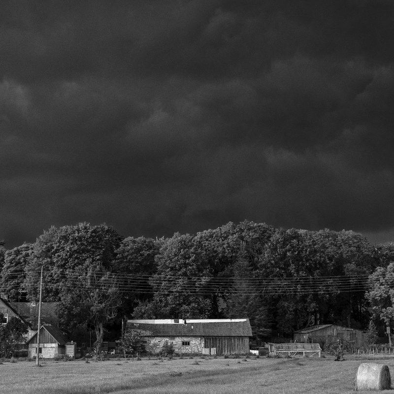 Estland vor dem Regen