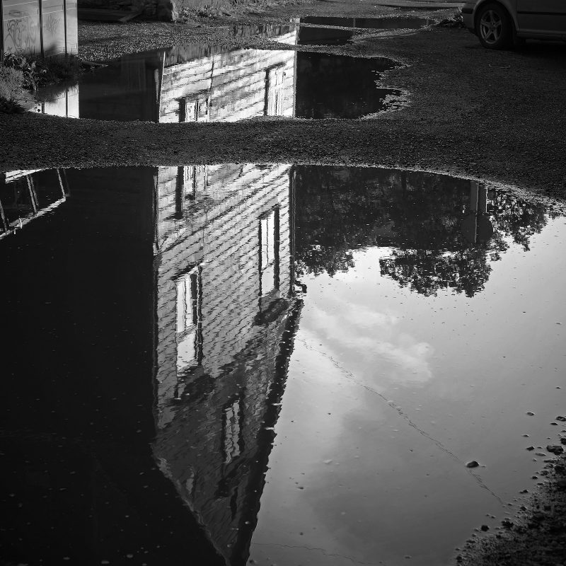 Pärnu nach dem Regen