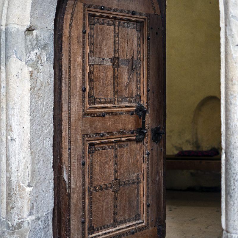sehr alte Türen