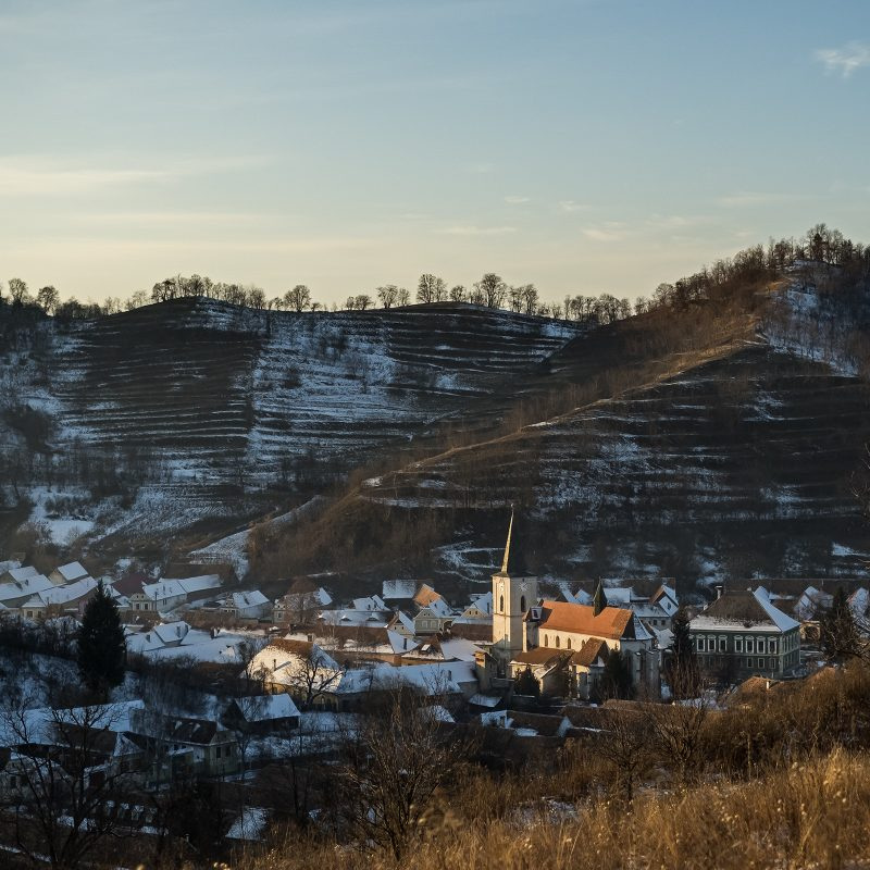 Reichesdorf / Richiș / Riomfalva