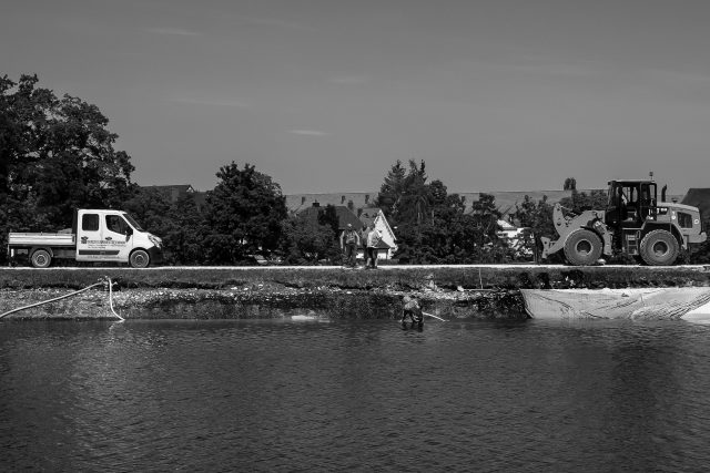 Kanalarbeiten, Fürth