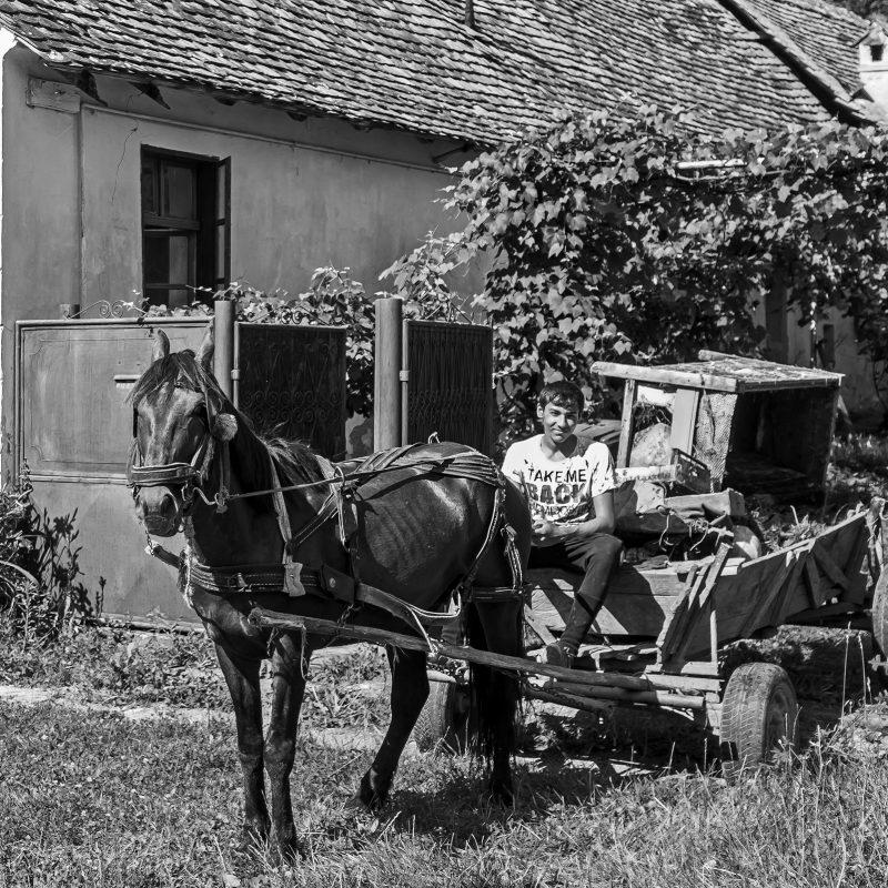 Sperrmüllabfuhr auf Rumänisch