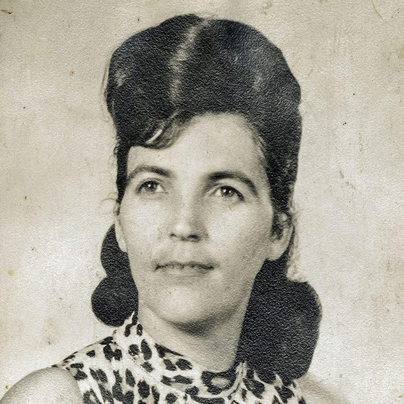 Dan und seine Schwester Lucia Liliana (1996 verstorben)