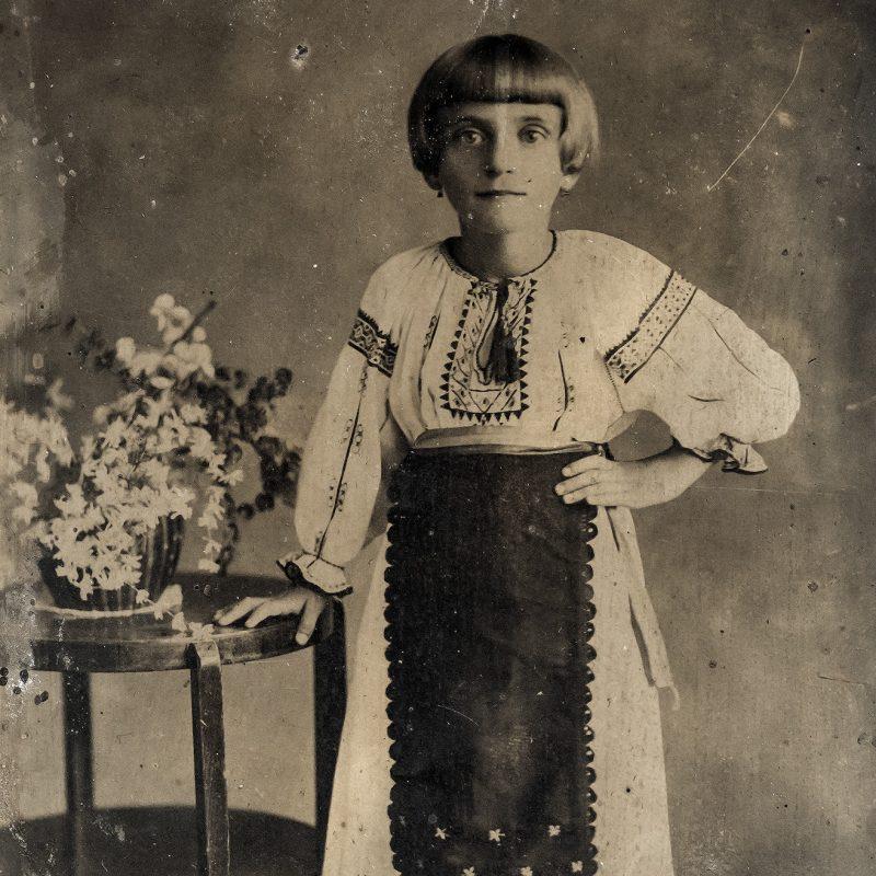 Unbekannte (vermutl. ca. 1920er Jahre, evtl. Dans Mutter)