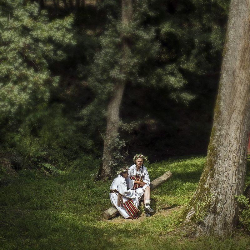 Folklore-Idyll