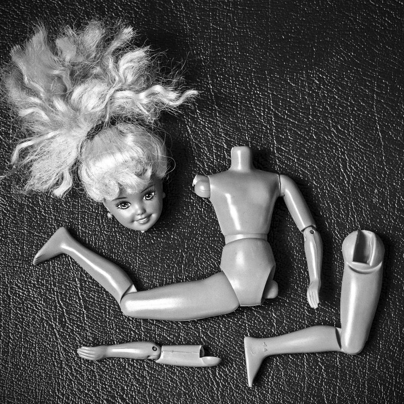 Puppenreste