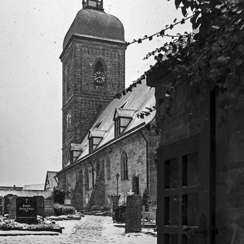 St. Laurentius (Roßtal)