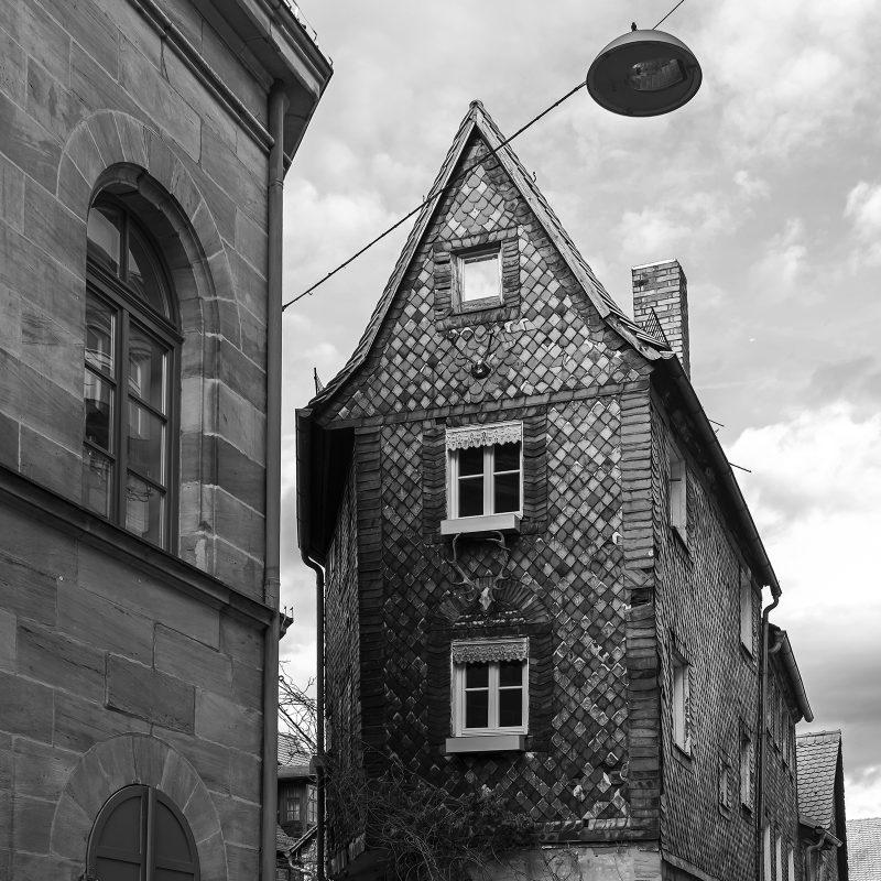 Architektur in Fürth, Pfarrgasse