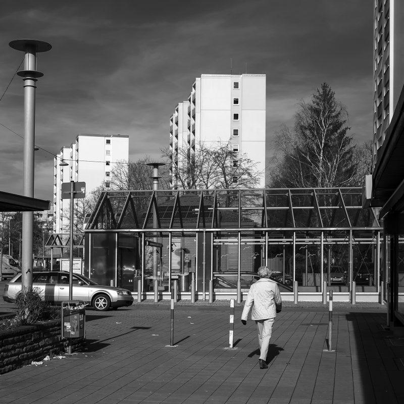 Soldner-, Ecke Komotauerstraße