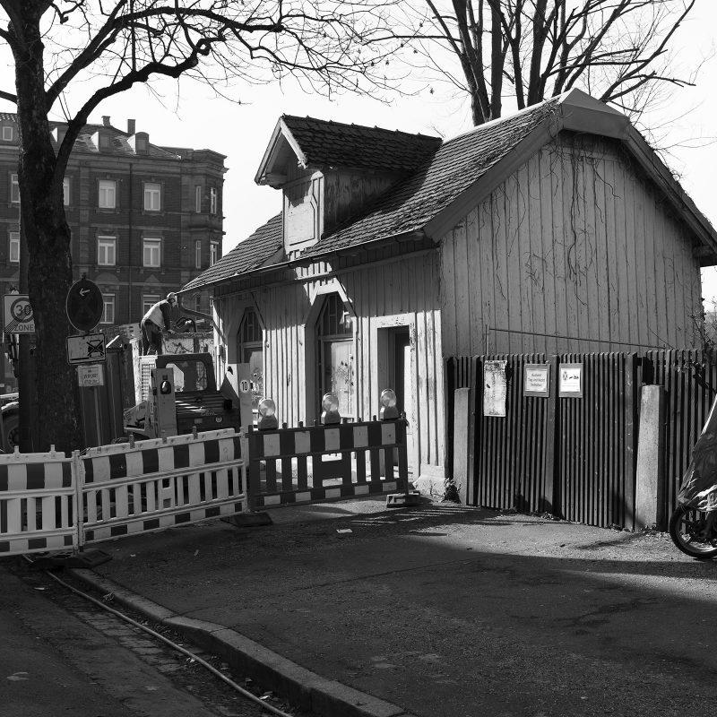 Friedenstraße, Baujahr 1907