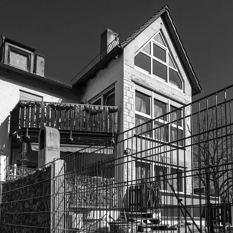 Architektur in Fürth, Poppenreuther Straße