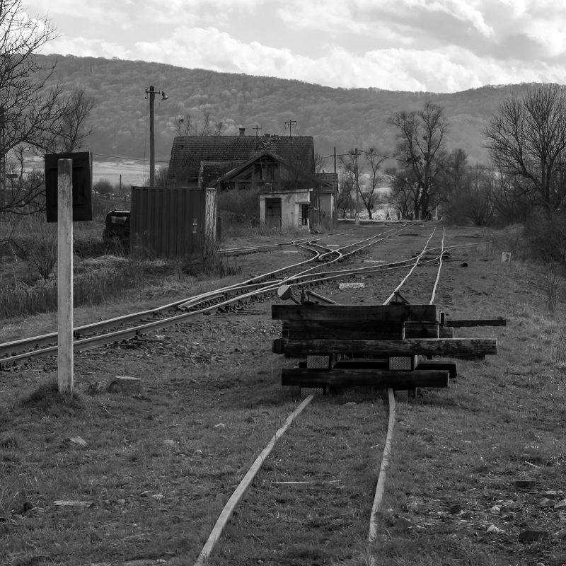 Bahnhof, Harbachsdorf, Cornățel, Hortobágyfalva