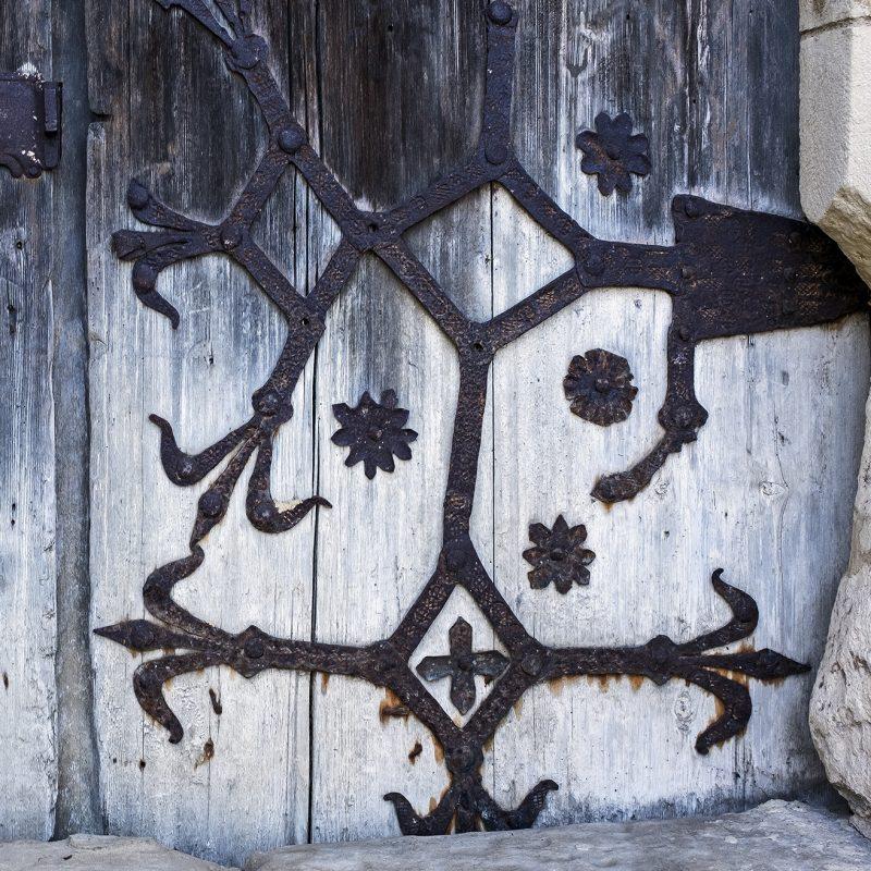 Detail am Portal