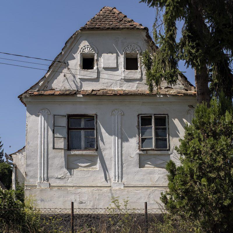 In Kiertsch stehen viele schöne Häuser...