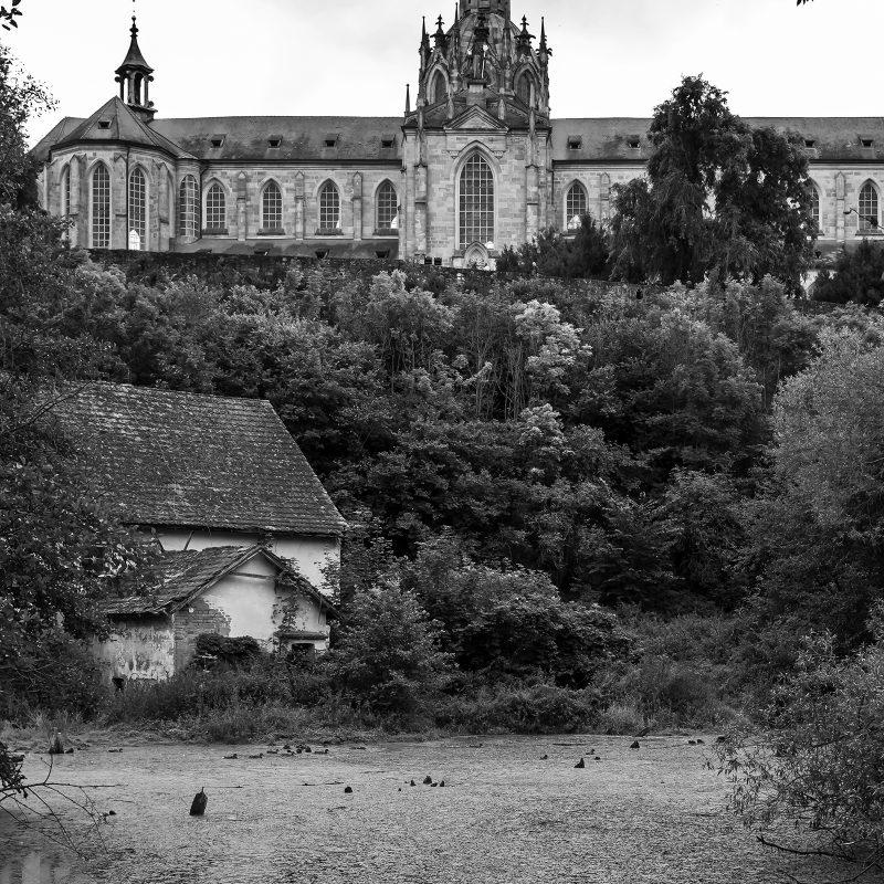 Kloster Kladruby (deutsch Kloster Kladrau)