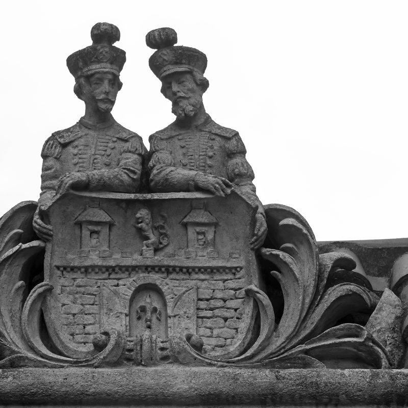 Stříbro / Mies war eine Bergarbeiterstadt